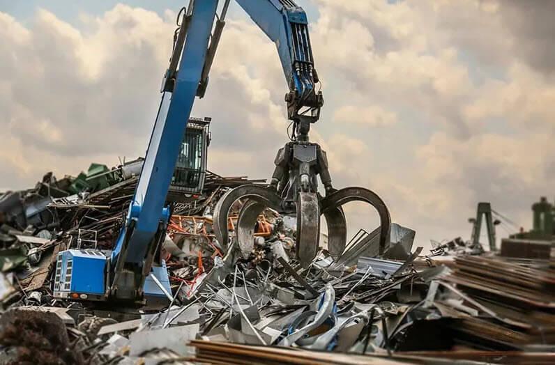 Демонтаж (снос) зданий и конструкций любой сложности