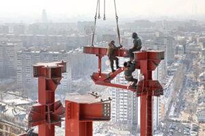 Профессиональный высотный демонтаж