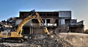 Разобрать здание