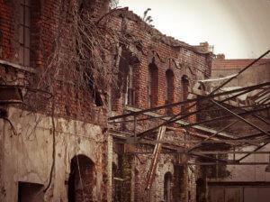 Демонтаж фабрик